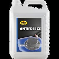 Kroon oil  04301 антифриз синий, концентрат, antifreeze 5l  (5 литров)