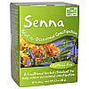 Чай из сенны, без кофеина / NOW - Senna Tea (24 bags)