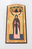 Икона именная Аполинария, фото 1
