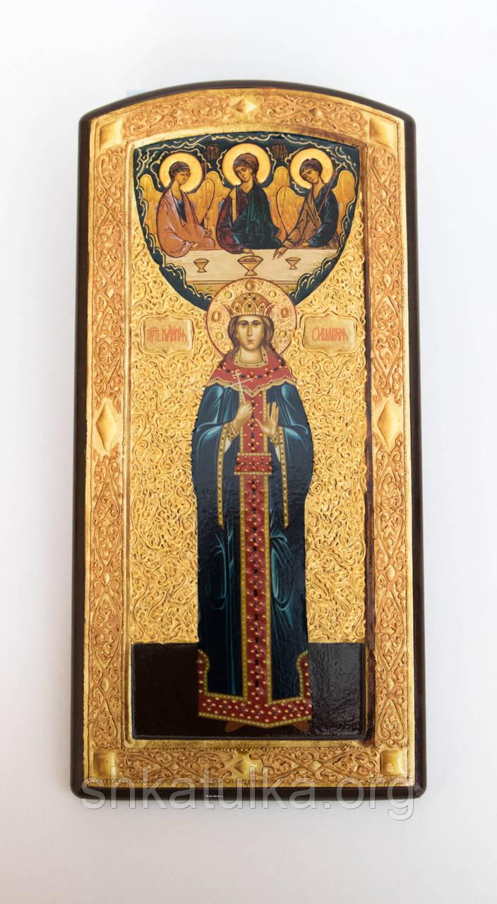 Икона именная Ульяна