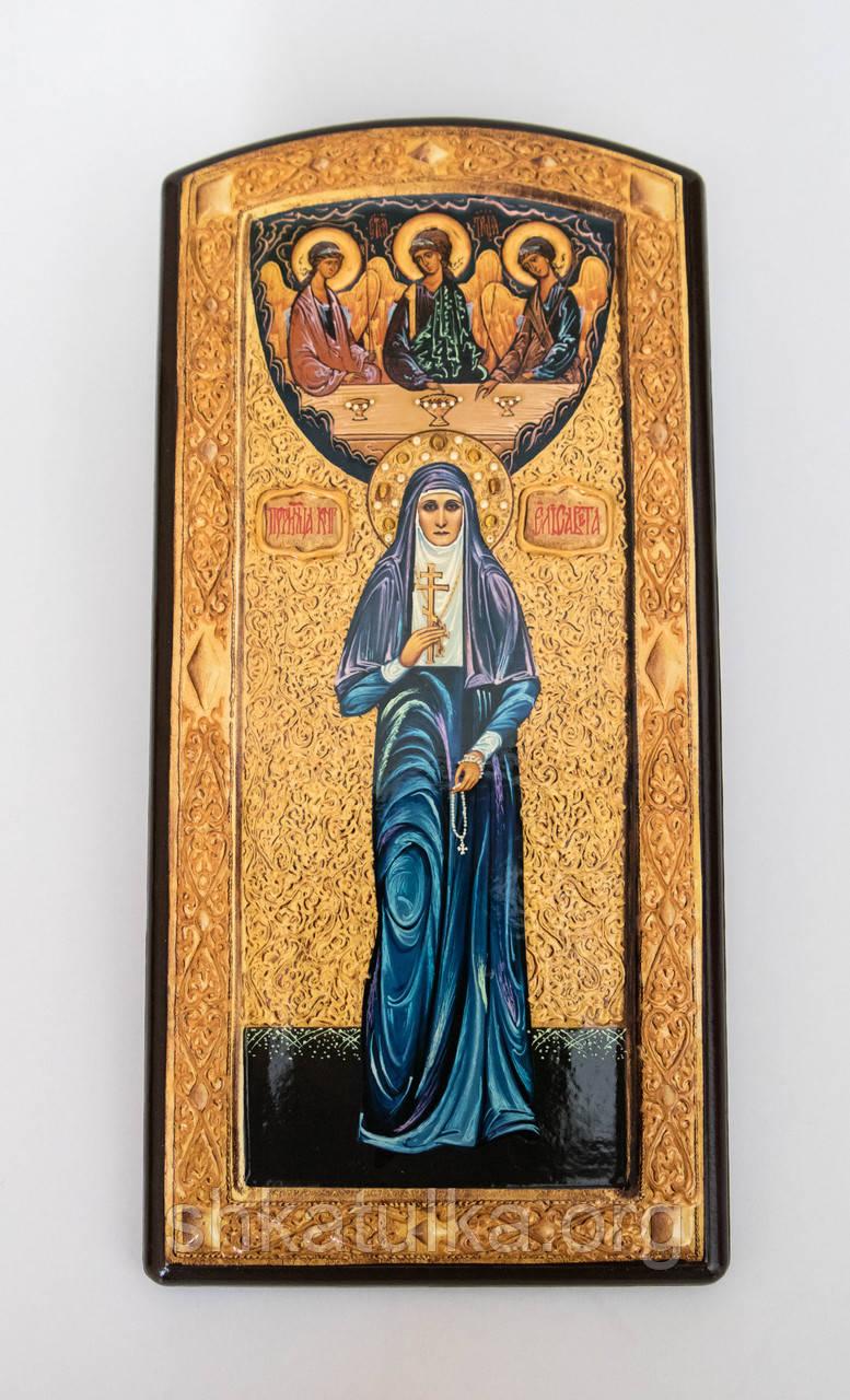 Икона именная Елизавета