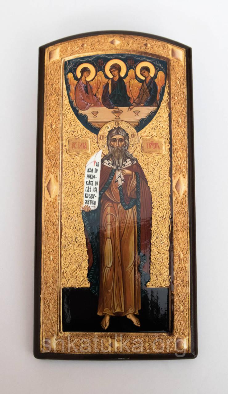 Икона именная Илья