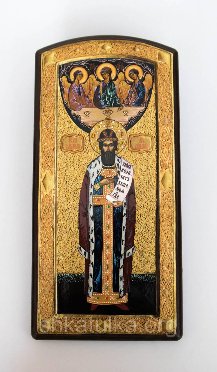 Икона именная Владислав