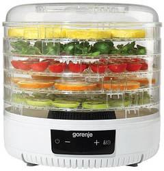 Сушка для фруктов и овощей Gorenje FDK 500 GCW (KYS-336F6) (электро сушка)