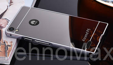 Чехол бампер для Huawei P9 Lite зеркальный, фото 2