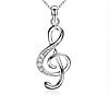 Серебряный кулон  Темперамент стерлинговое серебро 925 пробы (код 1047)