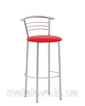 "Барный стул MARCO hoker chrome ТМ "" Новый стиль "", фото 2"