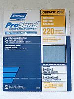 Наждачная бумага лист Norton зернистость  Р 220, фото 1