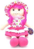 Лялька м'яка DJ1413 2 кольори, в кульку 35см