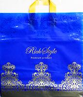 "Пакет полиэтиленовый Типа Петля ""Rich Style"" 40 х40 см / уп-25шт"
