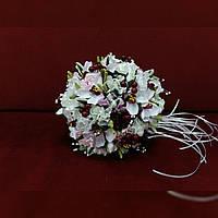 Свадебный букет-дублер из орхидей