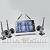 Комплект беспроводного видеонаблюдения KIT-XHD223