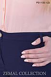 Ультрамодные Облегающие брюки, зауженные к низу 40-50р, фото 4