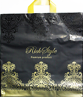 "Пакет полиэтиленовый Петля ""Rich Style"" 40 х40 см / уп-25шт"