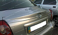 Лип спойлер Toyota Avensis 2003+, Тойота Авенсис