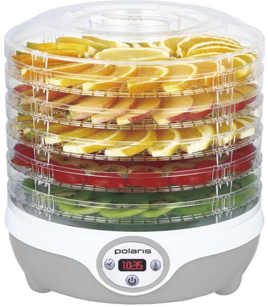 Сушка для фруктів і овочів Polaris PFD 0605D (електро сушка)