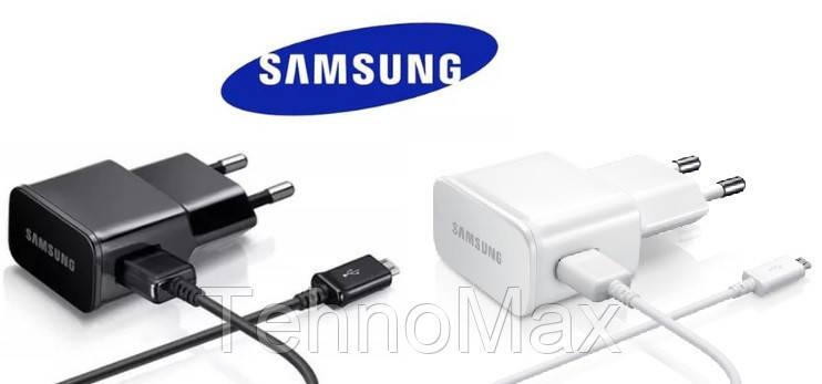 Сетевое зарядное устройство 2 в 1 для Samsung Galaxy S3 i9300 скоростное оригинал , фото 2