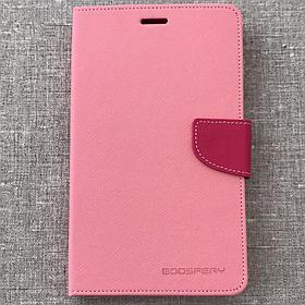Чохол Goosprey Jelly Mercury Fancy Diary Samsung Galaxy Tab 4 7.0 pink