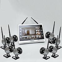 Комплект беспроводного видеонаблюдения KIT-XHD228, фото 1