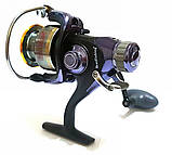 Рыболовная катушка Братфишинг, FIGHTER 3000 BAITRUNNER RD с бейтраннером 4+1 подш., фото 9