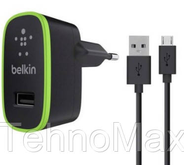 Сетевое зарядное устройство Belkin 2 в 1 для Microsoft Lumia 640XL, фото 2