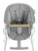 Сиденье для стульчика Beaba Up&Down Grey (912554)