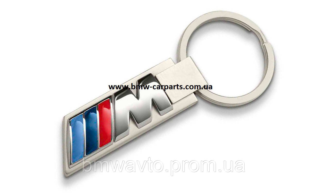 Брелок BMW M Logo Key Ring 2018