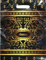 "Пакет Банан Ламинированный ""Luxury"" 30 х39 см / уп-25шт"