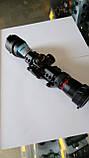 Оптический прицел миник (компакт) Sniper VT 3-12X40 первая фокальная плоскость, тактическая сетка., фото 2