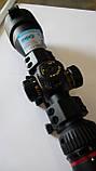 Оптический прицел миник (компакт) Sniper VT 3-12X40 первая фокальная плоскость, тактическая сетка., фото 3