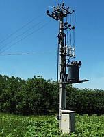 Комплектная трансформаторная подстанция столбового типа КТПс