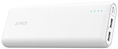 Повербанк ANKER PowerCore 20100mAh V3 White