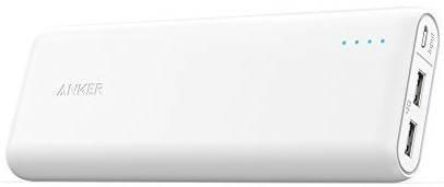 Повербанк ANKER PowerCore 20100mAh V3 White, фото 2