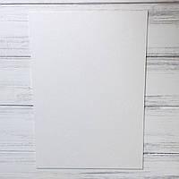 Картон пивний 1,5 мм, А4 (30х21см) , вибілений