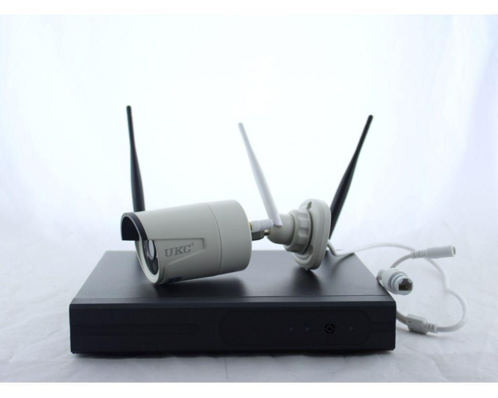 Комплект видеонаблюдения, Регистратор + 8 Камер DVR KIT CAD 8008 WiFi 8ch
