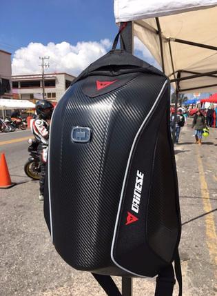 Защитный Мото рюкзак Dainese, фото 2