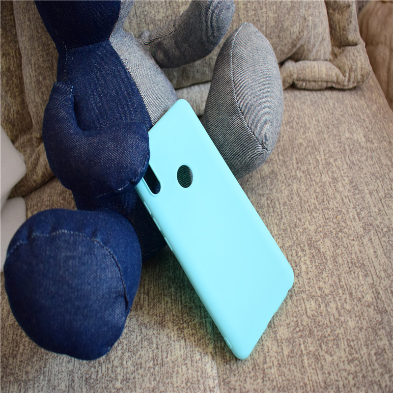 Чехол Style для Xiaomi Redmi Note 5 Pro / Note 5 Global бампер матовый Mint