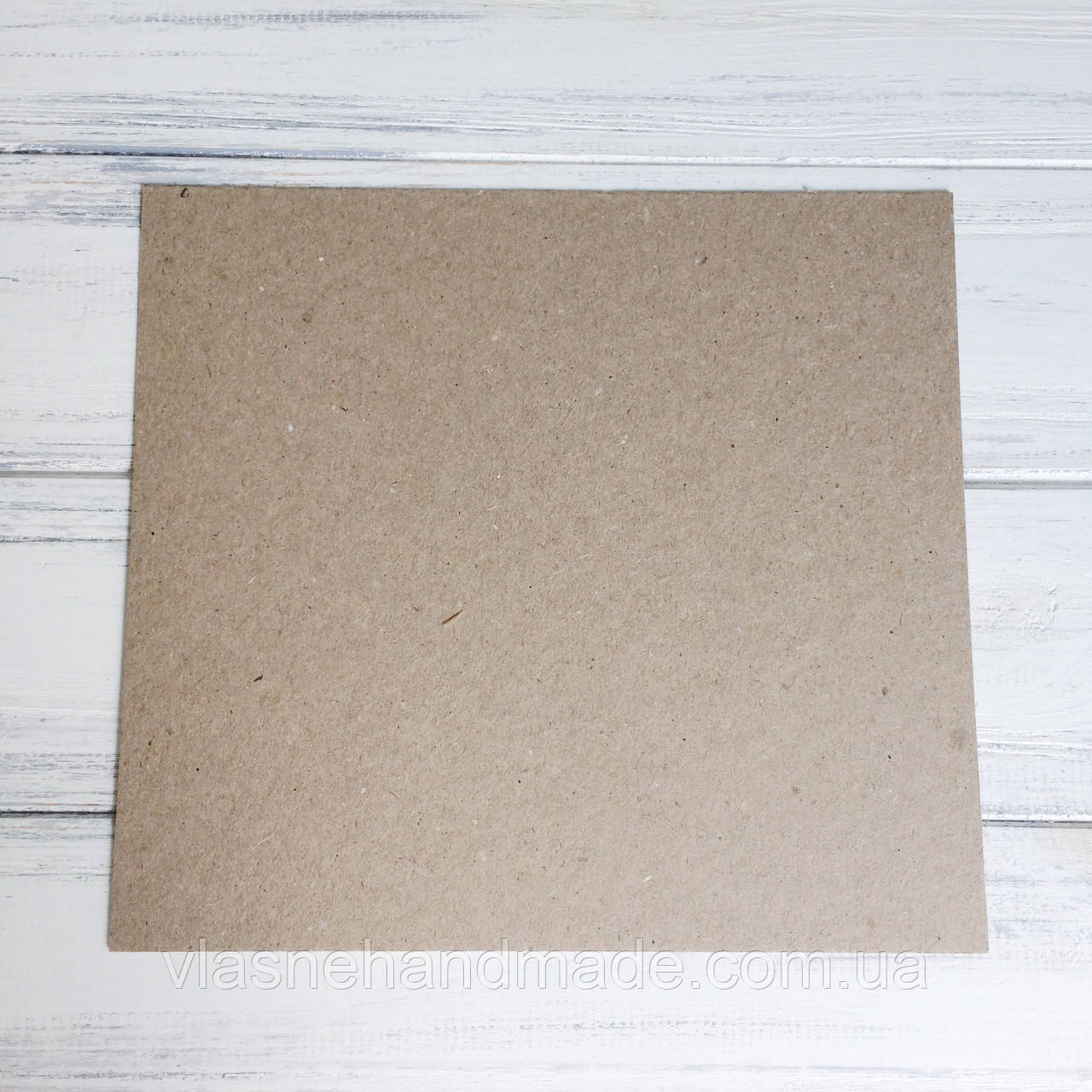 Картон палітурний (палітурний) 1.5 мм, 26х26 см