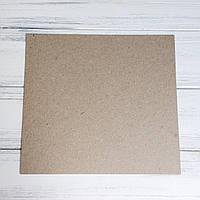 Картон палітурний (переплётный) 1.5 мм, 26х26 см