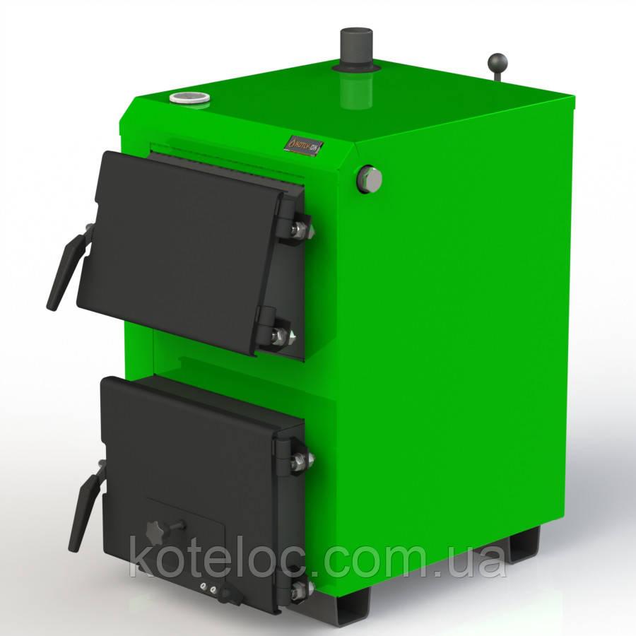 Твердотопливный котел Kotly-OK 18 кВт