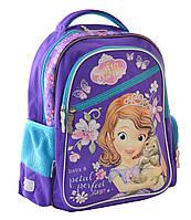 Ранец для школы 1 Вересня S-23 Sofia, 555271, 12 л, сиреневый
