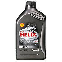 SHELL HELIX ULTRA 5W-40 синтетическое моторное масло (1 л.)