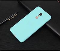 "Чехол Style для Xiaomi Redmi 5 (5.7"") бампер матовый Mint, фото 1"