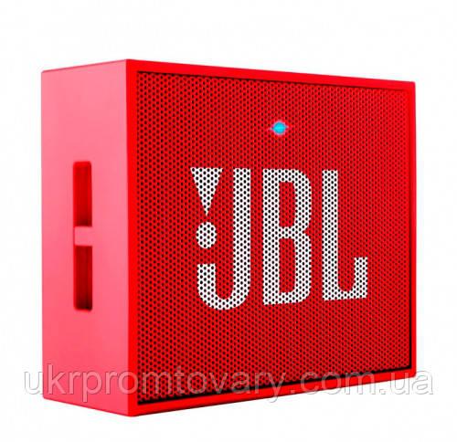 JBL GO Red портативная акустика красный оригинал jblgored