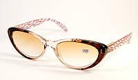 Женские тонированные очки для зрения (9020 тон кор), фото 1