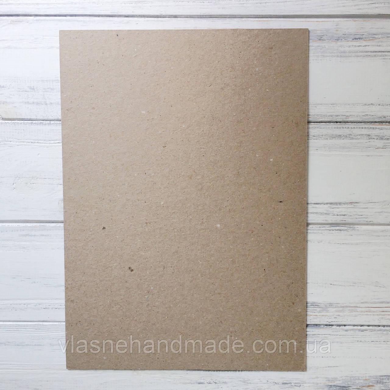 Картон палітурний (палітурний) 1,5 мм, 31х22 см
