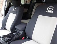 Чехлы модельные Mazda 3 Sedan с 2003 г