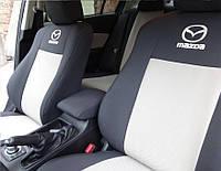 Чехлы модельные Mazda 5 (7мест) с 2005-10 г