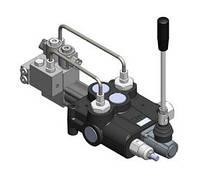 Гидравлический клапан Badestnost P120 (электро-гидравлический контроль)