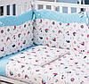 """Комплект постельного белья  для новорожденных 6 ед  """"Maritime"""" Верес™"""